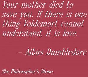 One Harry Potter Quote A Day
