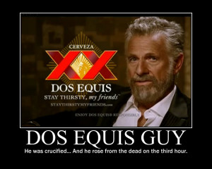 Top 10 Quotes: Chuck Norris vs. Dos Equis Most Interesting Man In The ...