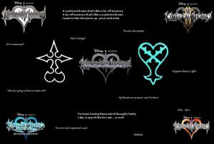 Kingdom Hearts Wallpaper by One-Winged-Honeybee