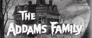 The Addams family was originally a cartoon by Charles Addams. With its ...