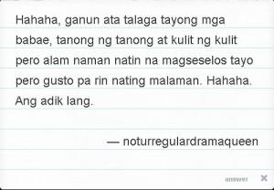 Patama Tagalog Quotes Tumblr