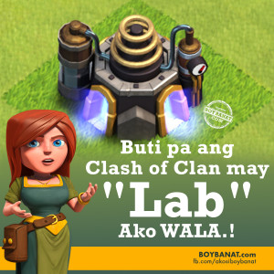 Clash of Clans (COC) Quotes and Pick-Up Lines - Boy Banat