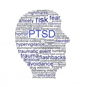 What is post-traumatic stress disorder (PTSD)?