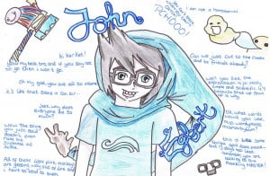 John Egbert Quote Montage by fantasygirl1999