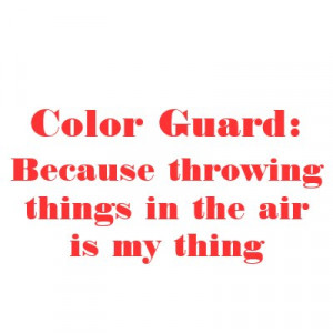 Squarepants Color Guard Quotes
