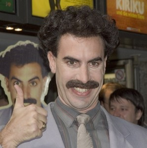 borat borat @ michaelbay michael bay fake but occasionally funny ...