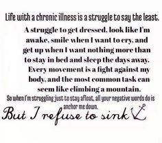 chronic illness quotes more lupushashiautoimmun diseas chronic pain ...