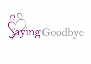 Saying Goodbye Logo (large) Saying Goodbye Logo (small)