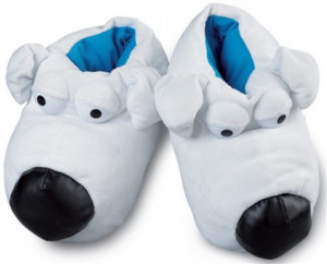 Details about Family Guy - BRIAN - Men's Slippers