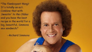 Richard Simmons - Chubby Chaser
