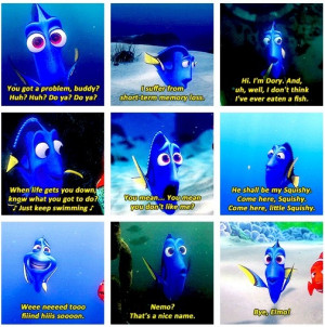 Dory quotes...