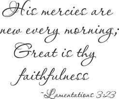 ... Lamentations 323, Bible Quotes Wall, Faith Lamentations, Lamentations