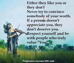 Nothing to prove to anyone!!!!