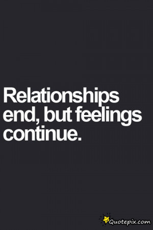 Ending Relationship Quotes...