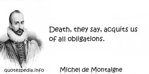 Famous quotes reflections aphorisms - Quotes About Death - Death they ...