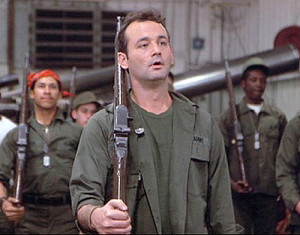 Questions about Bill Murray's upcoming Afghanistan music movie