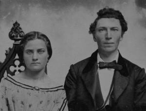 Frank & Annie James