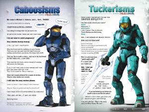 Red Vs Blue Caboose Red vs blue wallpaper 2 by