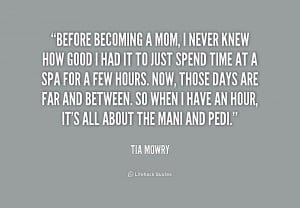 Becoming a Mom Quotes