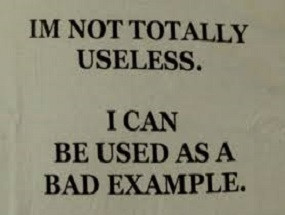 Quotes About Being Bad