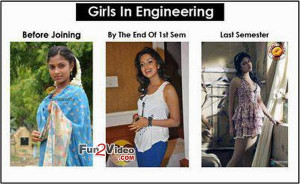 ... funny dress before after engineering. These women engineers funny