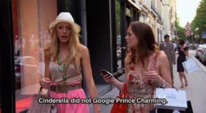 Gossip Girl. memorable quotes