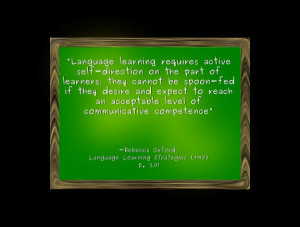 English Language Learners Quotes The best language learning