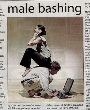 Male Bashing & Feminism