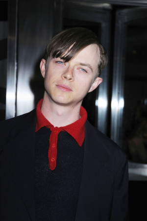 Dane Dehaan at the special screening of 'The Great Gatsby' at the ...