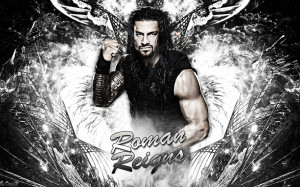 WWE Roman Reigns 2014 by SmileDexizeR