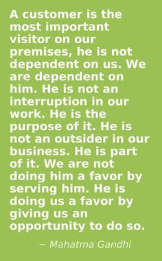 ... serving him. He is doing us a favor by giving us an opportunity to do
