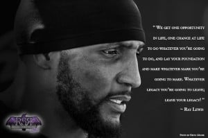 Lombardi's Way Ray Lewis' swan song will be more epic than 2131