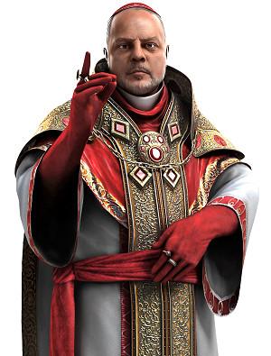 Characters: Assassins Creed II The Roman Templars