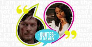 Home Features Best TV quotes of the week ending March 15