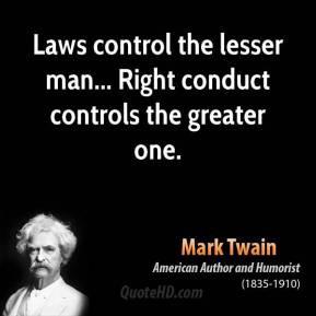 Quote Quotes Stupid Mark Twain