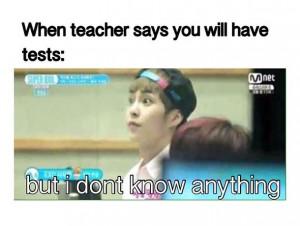 Funny EXO Kpop Meme