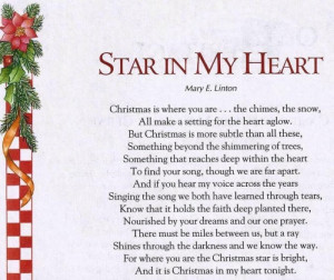 25+ Short Christmas Poems