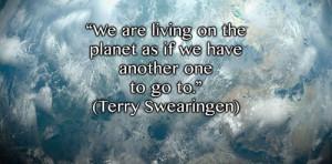 environmental quotes tumblr