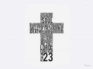 ... Wallpapers,Cross Images Download,Christian Cross Made From Quotes