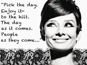 audrey hepburn birthday quotes