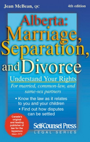 how to get a marriage separation