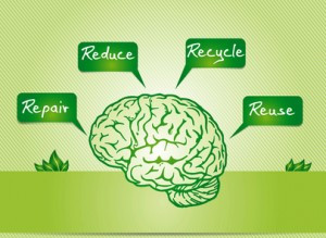 Reduce, Reuse and Recycle get a lot of attention already, but until ...