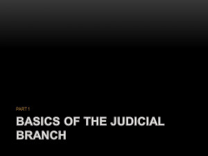 Here are quotes lists related to United States Federal Court System ...