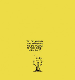 Wisdom From Calvin And Hobbes Photos