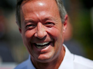 Martin O'Malley responds after Donald Trump calls him a 'disgusting ...