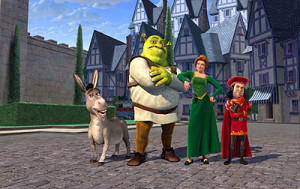 Donkey-Eddie-Murphy-Shrek-Mike-Myers-Fiona-Cameron-Diaz-and-Farquaad ...