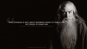 inspiraday:Quote About Courage from The Hobbit: An Unexpected Journey ...