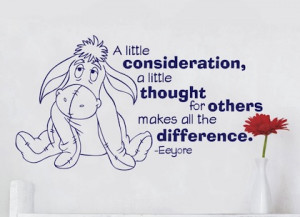 donkey philosophy 2014 sticky quote winnie the pooh eeyore