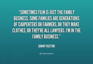 Quotes About Family Businesses