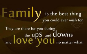 Meaningful Family Quotes Family loves you quotes